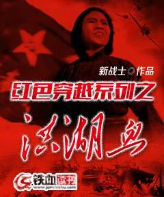 红色穿越系列之洪湖血封面